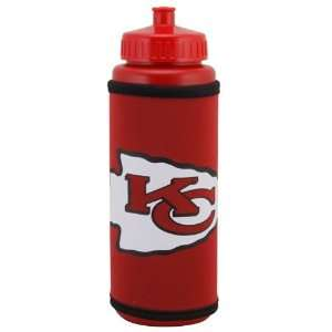 NFL Kansas City Chiefs 32oz. Sports Bottle with Red Team