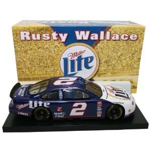 Rusty Wallace Diecast Miller Light 1/24 1999 Toys & Games