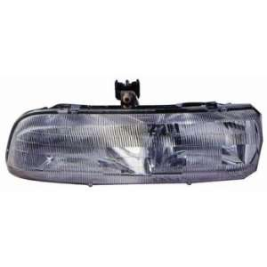 BUICK REGAL SDN (FWD) 91 92 HeadLight Assembly Passenger