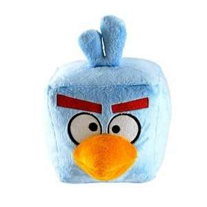 Angry Birds Space Ice Bird Plush 8 Inch