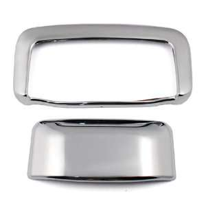 Stick On 3M Adhesive Chrome Tailgate Handle Cover Trim Set