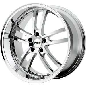 TSW Alloy Wheels Cadwell Chrome Wheel (20x10/5x114.3mm) Automotive
