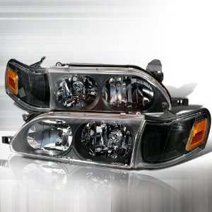Toyota Toyota Corolla Headlights/ Head Lamps Euro Style Performance