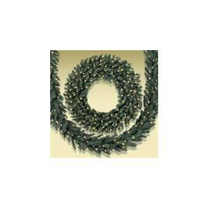 10 Foot Fir Artificial Christmas Garland Pre Lit with