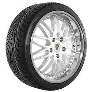 19 Inch Silver 105 Series Wheels Rims and Tires for
