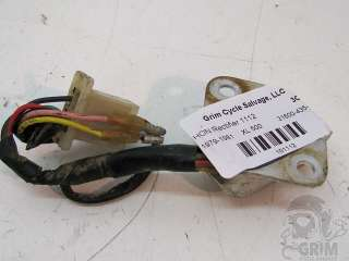 Honda XL500 Voltage Regulator Rectifier   31600 435 000   Image 02
