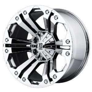 20x10 KMC XD Monster (Chrome) Wheels/Rims 5x127/135 (XD77821043212N)