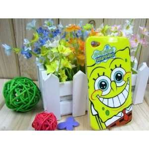Apple iPhone 4G/4S Spongebob Style Hard Case/Cover