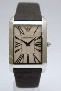 New Emporio Armani Men Classic Super Slim Watch AR2032