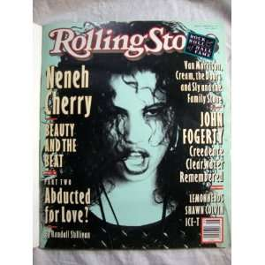 Rolling Stone Magazine Feb. 4, 1993 Neneh Cherry Jan Wenner Books