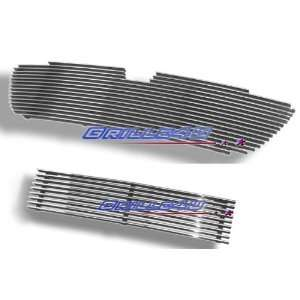 98 02 Lincoln Navigator Stainless Billet Grille Grill