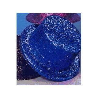 Peter Alan 6131BL Royal Blue Glitter Top Hat Toys & Games