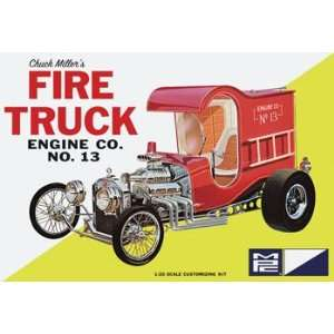 MPC   1/24 Fire Truck (Plastic Model Vehicle) Toys & Games