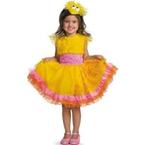 Sesame Street  Frilly Big Bird Toddler  Child Costume