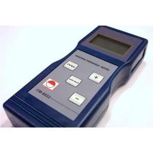 Ultrasonic Paint Coating Thickness Meter Gauge Automotive