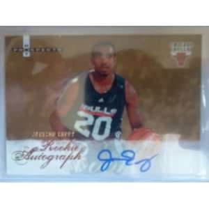 2007 08 Fleer Hot Prospects Jameson Curry Rookie Autograph