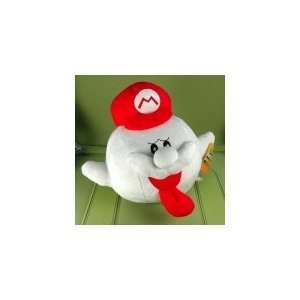 Super Mario Bros 10 BOO HAT Plush Doll Figure Toy Toys & Games