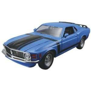 Maisto   1/24 1970 Ford Mustang Boss 302 (Plastic Model