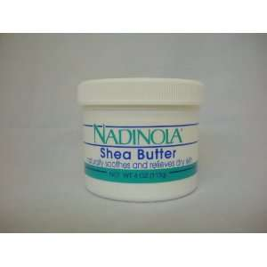 Shea Butter Naturally Soothes and Relieves Dry Skin 4 Oz Beauty