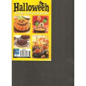 Halloween Food Fun and Crafts Magazine (2011) Various