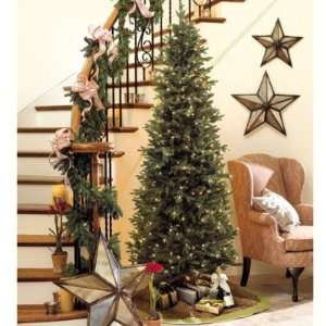 Angel Pine Pre lit Christmas Tree 9  Ballard Designs