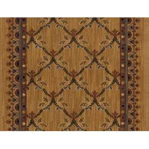 Karastan American Treasures William Morris Trellis Gold 2120R 529 2 6