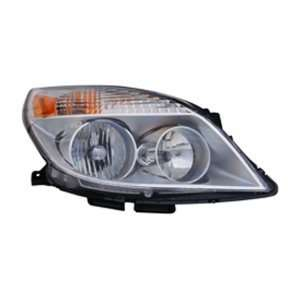 Saturn Aura Headlight Assembly Passenger Side