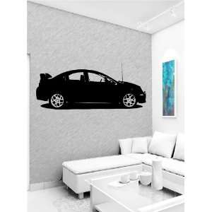 MURAL Vinyl Sticker Car DODGE NEON SRT4 2004 D1722