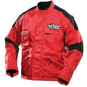 Thor Motocross Youth Phase Jacket   2008   Small/Red