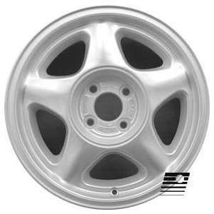 REFINISHED 16 inch Chrome Alloy Factory, OEM Wheel, Rim