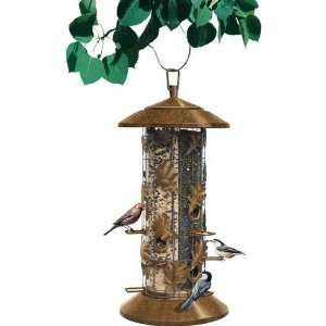 Perky Pet Rugged, Heavy duty Squirrel Be Gone III Bird Feeder, Huge 8