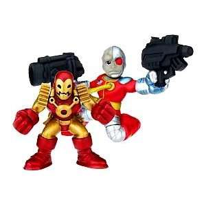 14 Mini 3 Inch Figure 2 Pack Deathlok and Iron Man 2020 Toys & Games