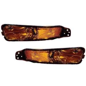Ford Mustang Replacement Turn Signal Light   1 Pair
