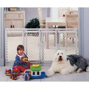 Extra  Wide Child and Pet Gate Baby