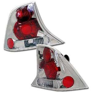 01 02 03 04 FORD FOCUS 4DR SEDAN ALTEZZA TAIL LIGHTS LAMPS Automotive