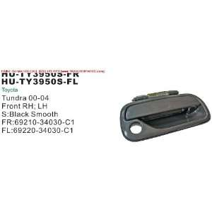 00 06 TOYOTA TUNDRA OUTSIDE DOOR HANDLE FRONT RIGHT (PASSENGER SIDE