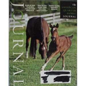 American Quarter Horse Journal March 2010 Various Books