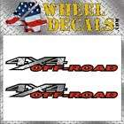 4x4 Off Road Decals Stickers Dodge Ram Diamond Plate