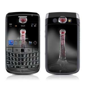 com Frozen Heart Design Protective Skin Decal Sticker for BlackBerry