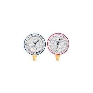 Yellow Jacket Blue C °F Gauge 2 1/2 R12,22,502