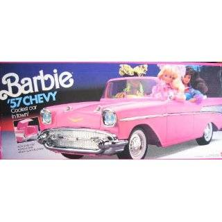 Barbie 57 Chevy Bel Air Convertible Car   Coolest Car in