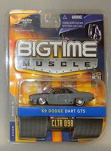 Jada Toys Big Time Muscle 69 Dodge Dart GTS M24