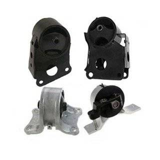 A7342 A7343 02 03 04 05 06 Nissan Altima 2.5L Engine Motor Mount Set 4
