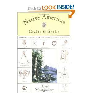 Native American Crafts & Skills (9781585740703) David