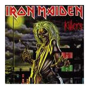 IRON MAIDEN / KILLERS IRON MAIDEN Music