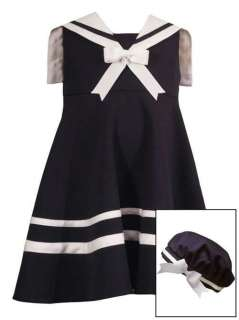 Editions Nautical Sailor Dress Size 24 Months Girls Boutique Clothing