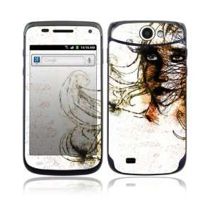 Hiding Decorative Skin Cover Decal Sticker for Samsung
