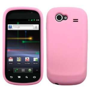 Light Pink Silicone Skin / Case / Cover for Samsung NEXUS