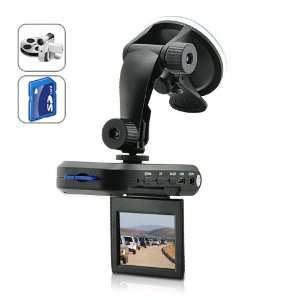 Car DVR with 2.5 Inch LCD (Motion Detection, SD) Camera