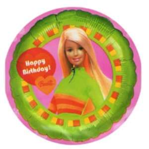 Happy Birthday Mylar Balloon Case Pack 6 by Barbie